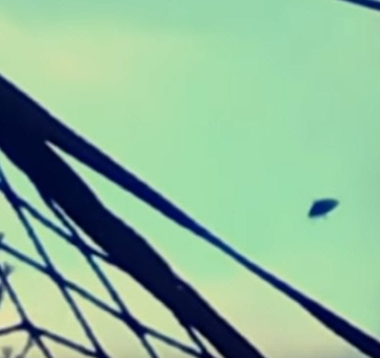 Unknown Flying Object Videotaped over Pittsburgh