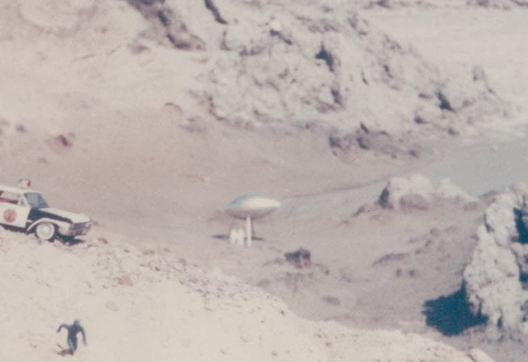 From the Desks of Project Blue Book: Socorro, New Mexico UFO Landing, 24 April 1964