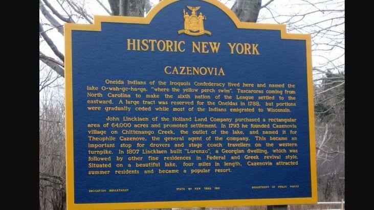 UFO over Cazenovia, New York – July 19, 2006
