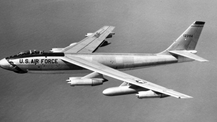 The RB-47 UFO Encounter, July 17, 1957