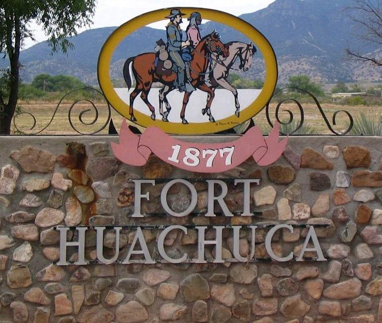 Black Triangle Near Ft. Huachuca, Arizona, U.S. Army Training Base – Circa May/June 1996