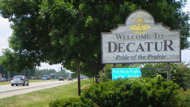 UFO Over Decatur, Illinois – 1984