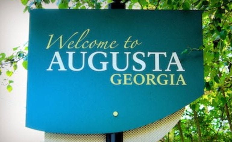 UFO over Augusta, Georgia – April 15, 1991