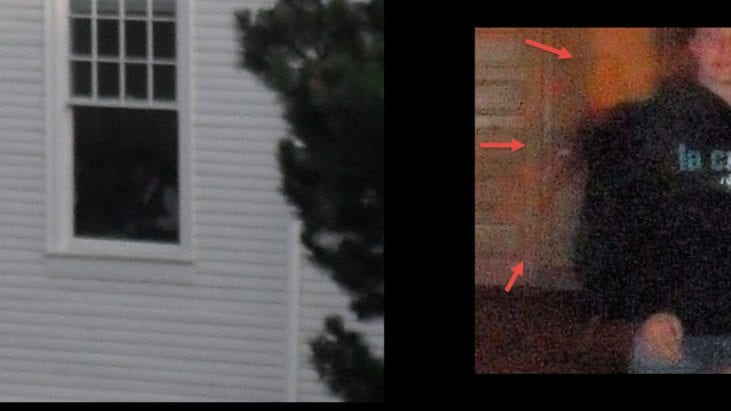 Ghosts Appear in Multiple Photographs from the Stanley Hotel