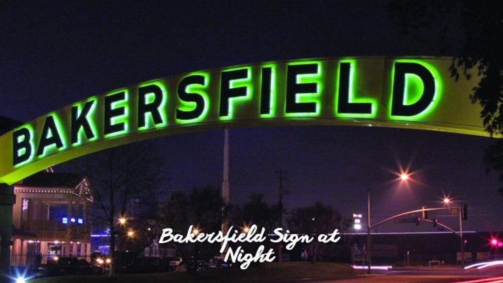 UFO seen over Bakersfield, California – March 17, 2018