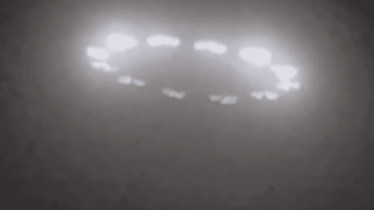 """Flying Saucers"" Sighted and Videoed Over Rosarito, Baja California – October 28, 2018"