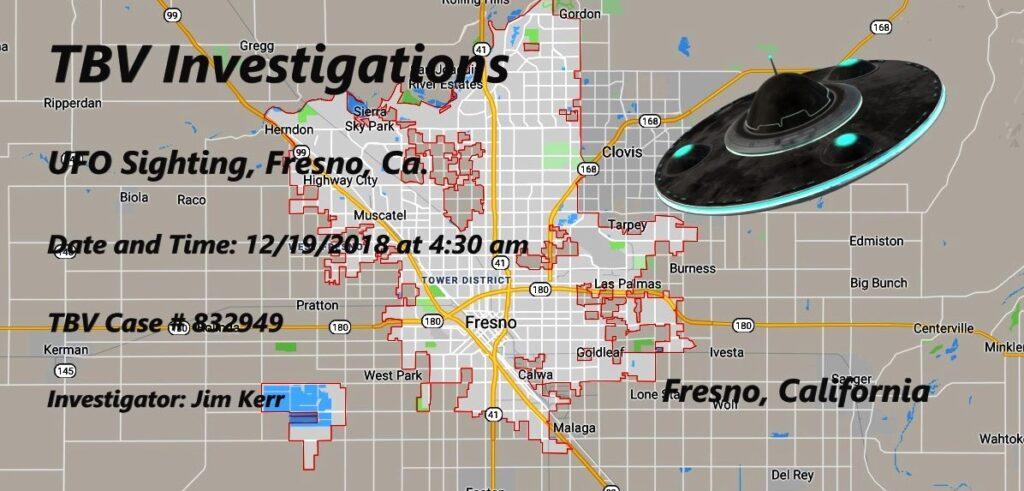 Ufo Over Fresno California December 19 2018 The Black Vault