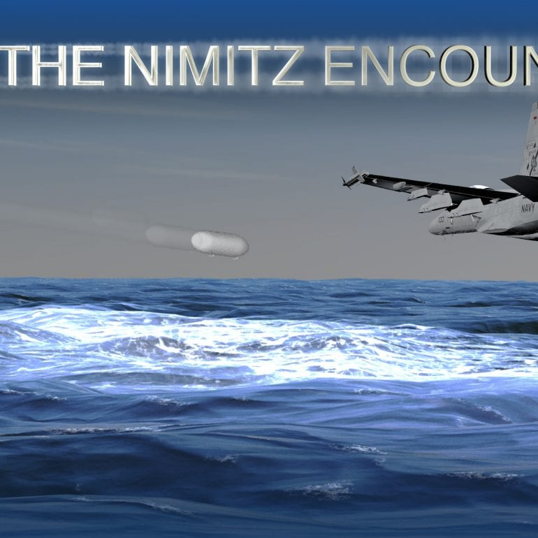 The Nimitz Encounters Full Movie – Released May 26, 2019
