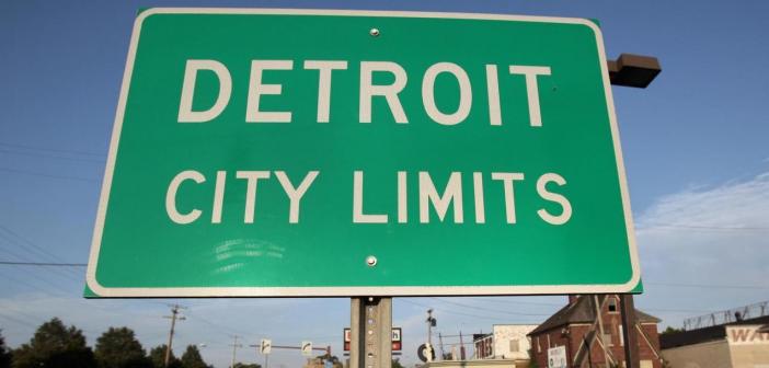 UFO over Detroit, Michigan – March 8, 2020