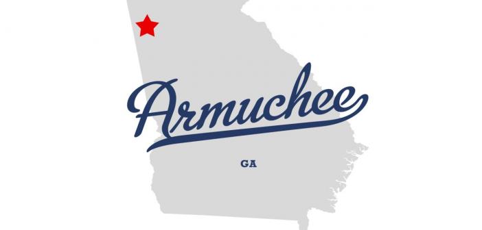 UFO over Armuchee, Georgia – September 16, 2015