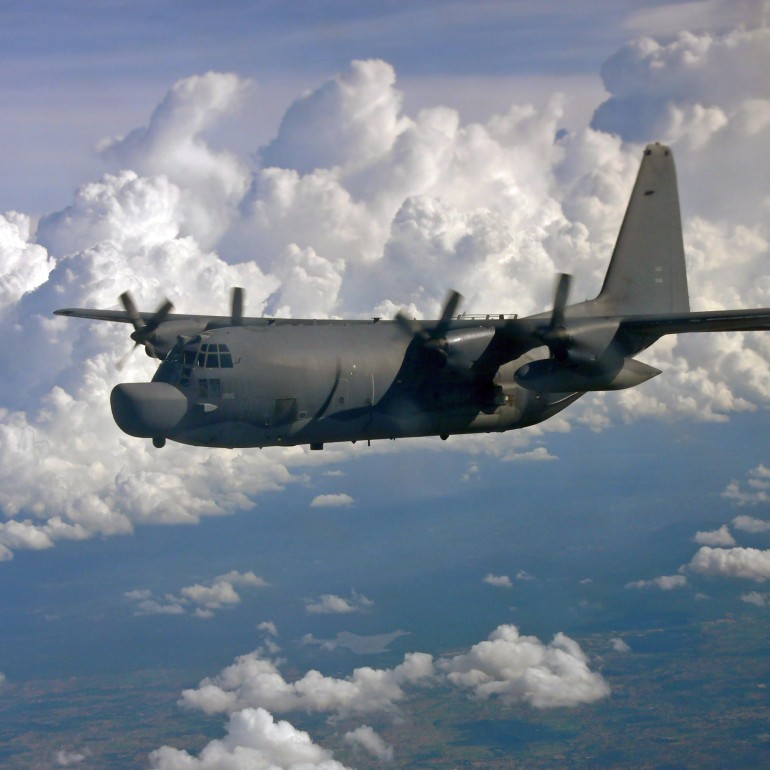 MC-130H Combat Talon