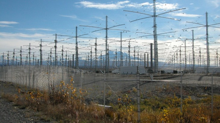 The High Frequency Active Auroral Research Program (HAARP)