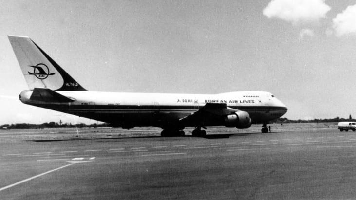 KAL (Korean Air Lines) 007, September 1983