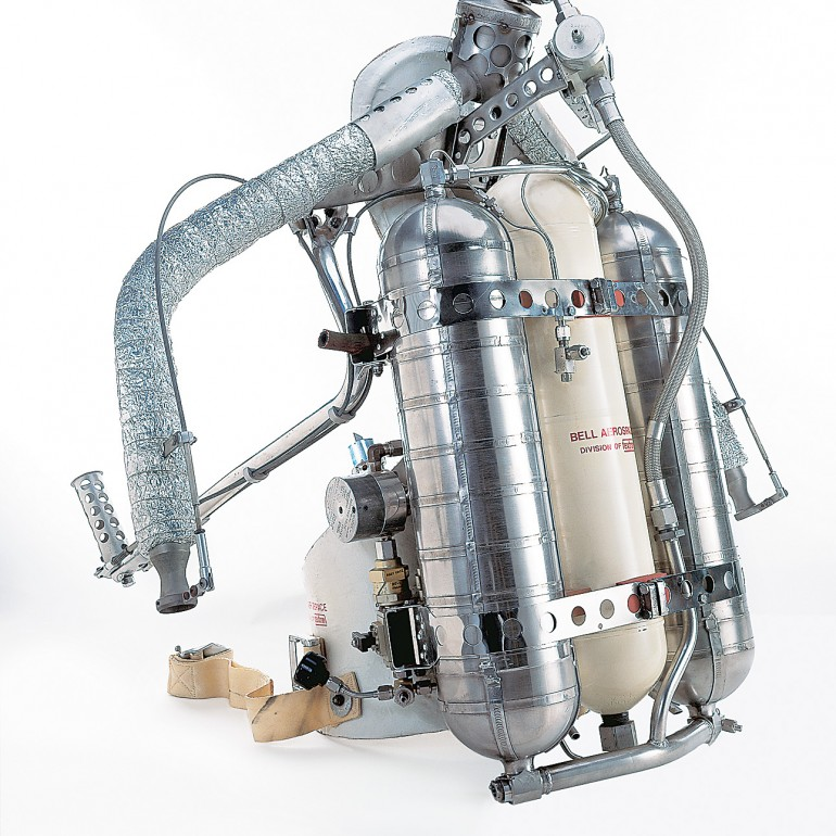 Bell Rocket Jet Pack (Individual Lift Device)