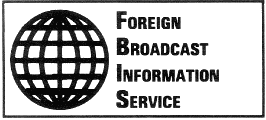 Foreign Broadcast Information Service (FBIS)