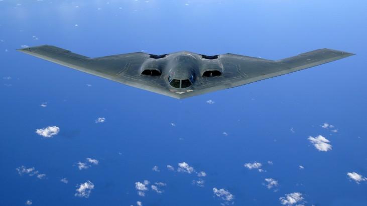 """B-2 """"Stealth Bomber"""""""