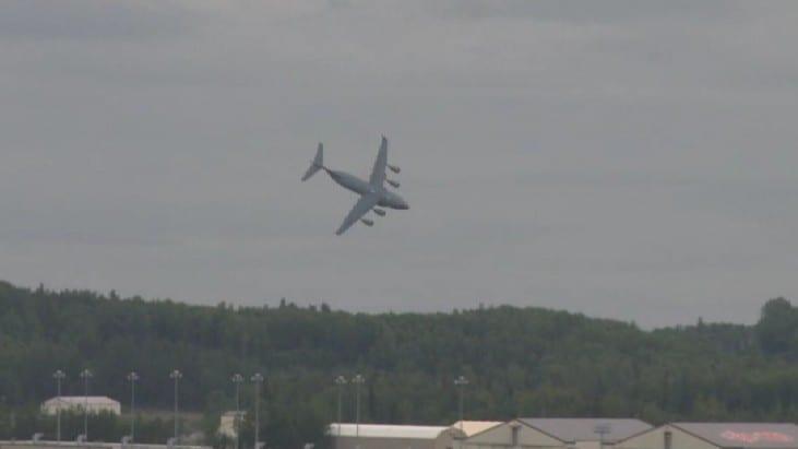 Elmendorf Air Force Base, Alaska C-17 Crash, 06/28/2010