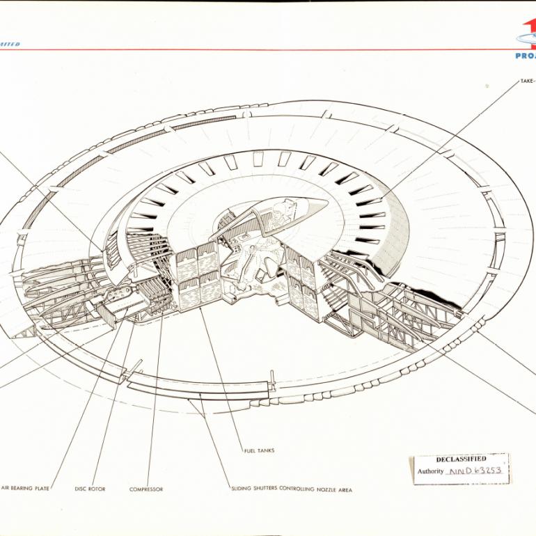 Project 1794 (Saucer-Type Aircraft)