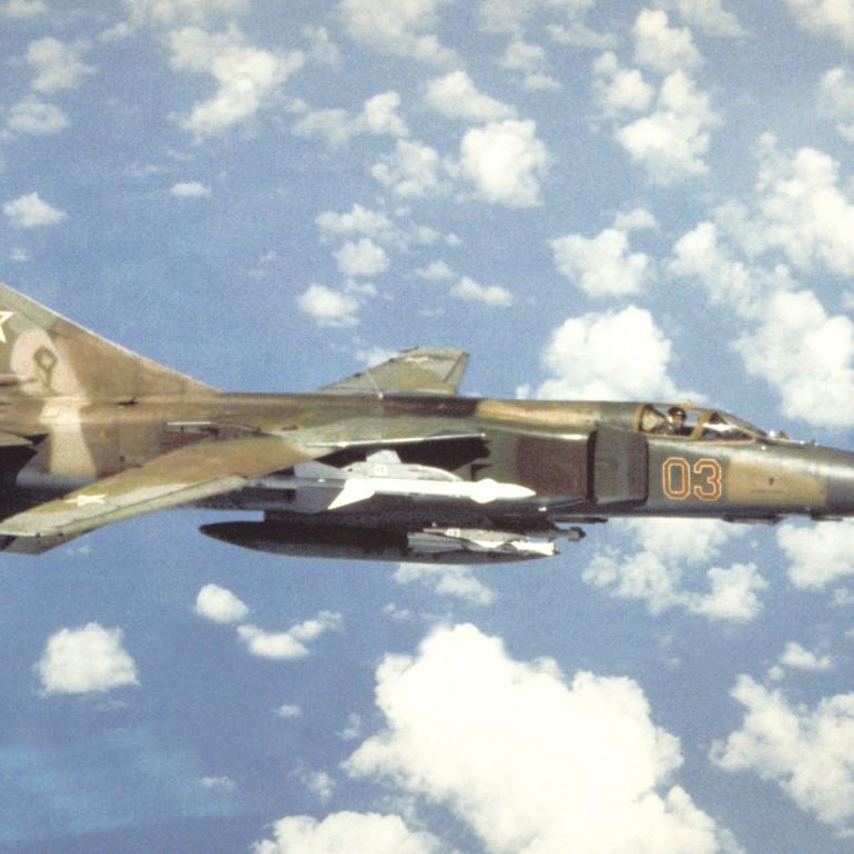MiG 23 (Russian)