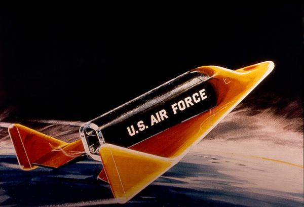 "Boeing X-20 ""Dyna-Soar"""