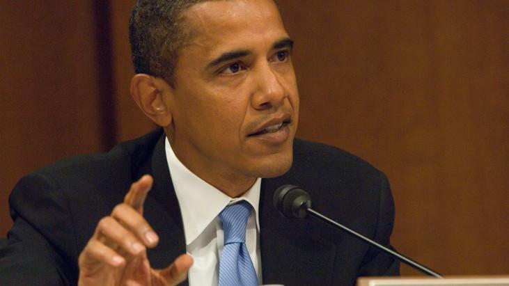 Senator Barack Obama (Before Presidency)