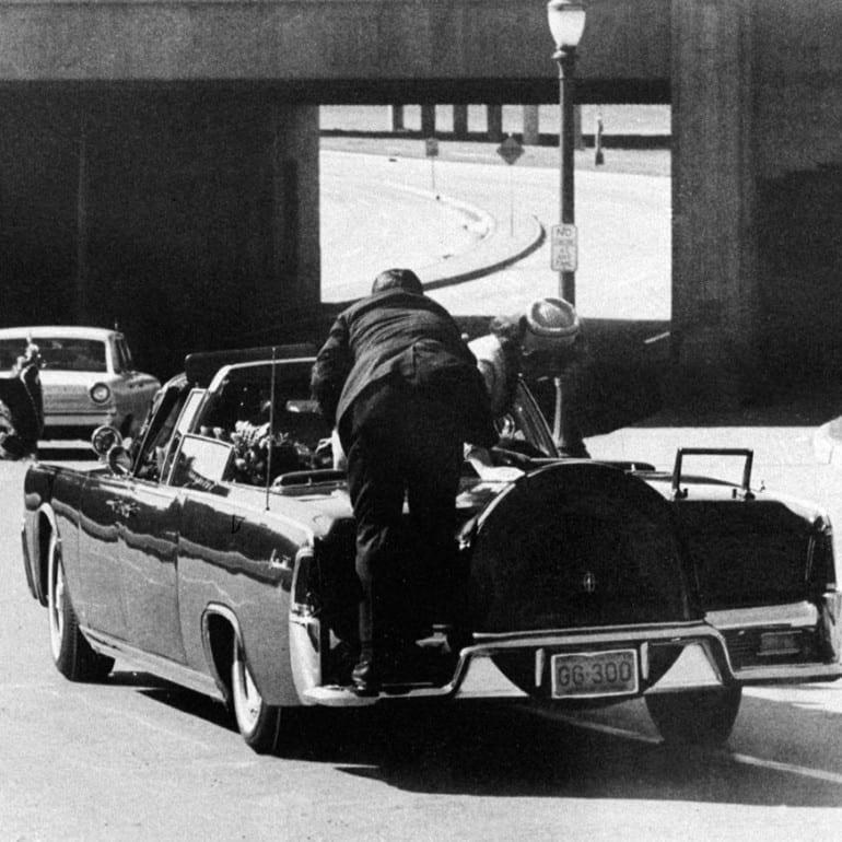 J.F.K. Assassination Records