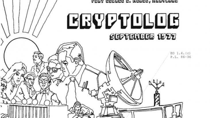 Cryptolog Issues – National Security Agency (NSA) Publication