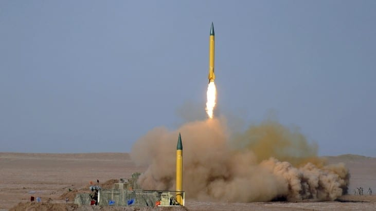 Iran with Capability to Strike US by 2014