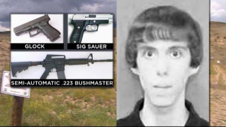 Adam Lanza – Newtown, CT Shooter – 12/14/12