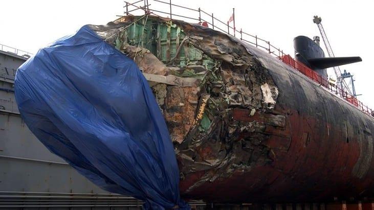 USS San Francisco (SSN-711) Crash, January 2005