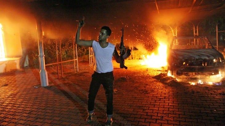 Benghazi Attack, 9/11/2012