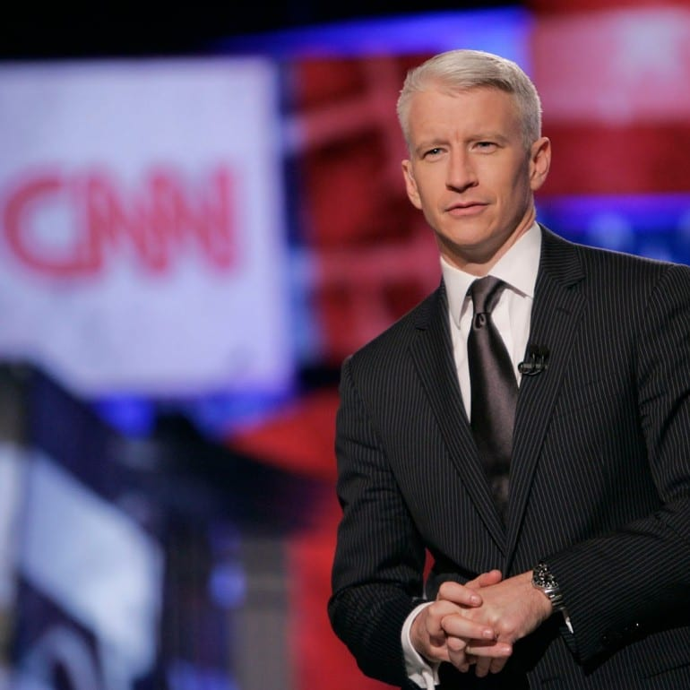 Anderson Cooper 360 on CNN
