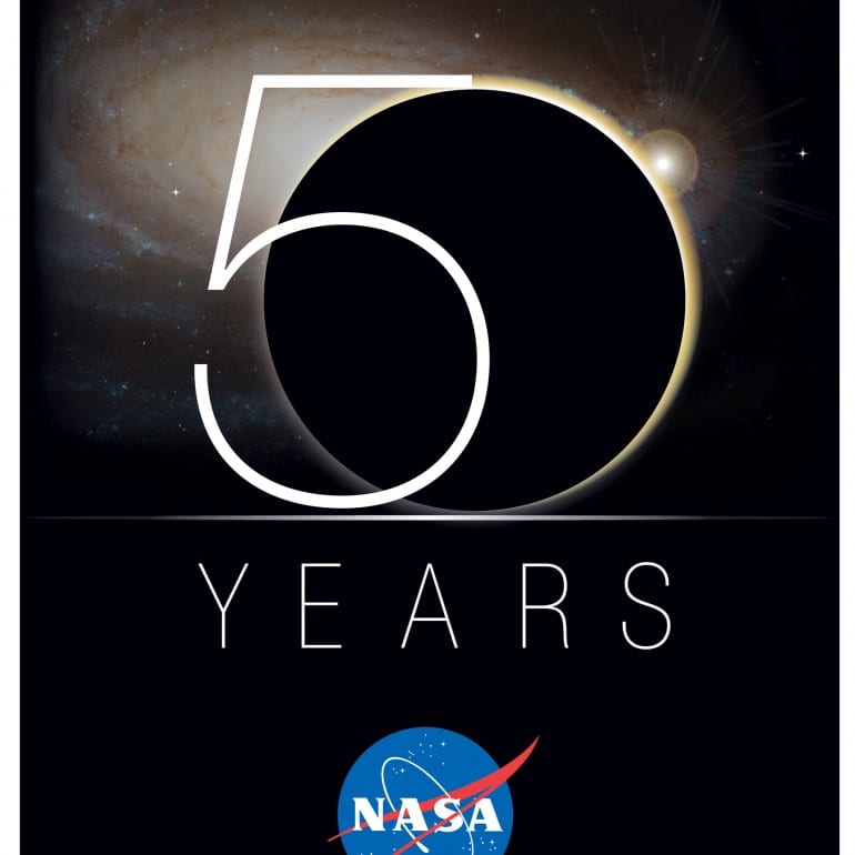 50th Anniversary NASA Publications