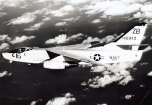 A-3B SKYWARRIOR, 1963 (PHOTO: US NAVY/DOD)