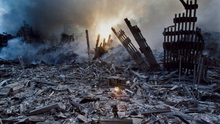 Master Theses Regarding 9/11