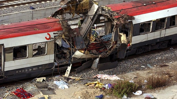 3/11 Madrid, Spain Train Bombings (2004)