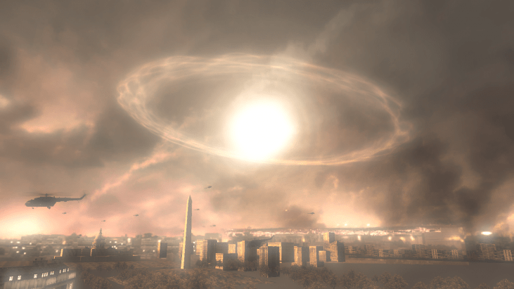 Electromagnetic Pulse (EMP) Weapons