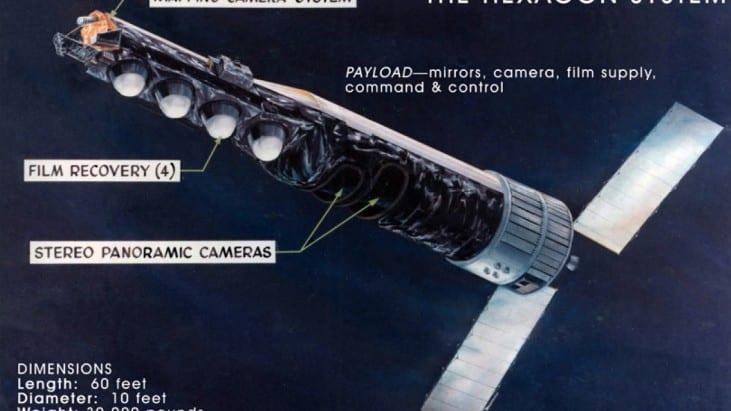 Recovering a Secret Spy Satellite Capsule from Underwater Ice Station Zebra – 16,400 Feet below