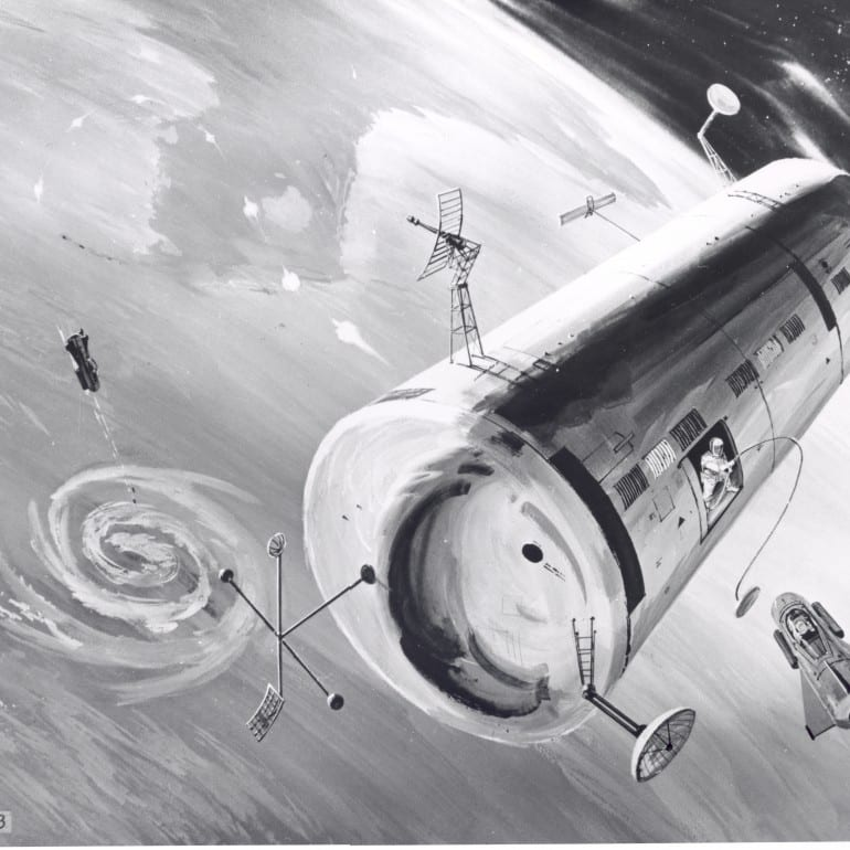 KH-10 DORIAN / Manned Orbiting Laboratory
