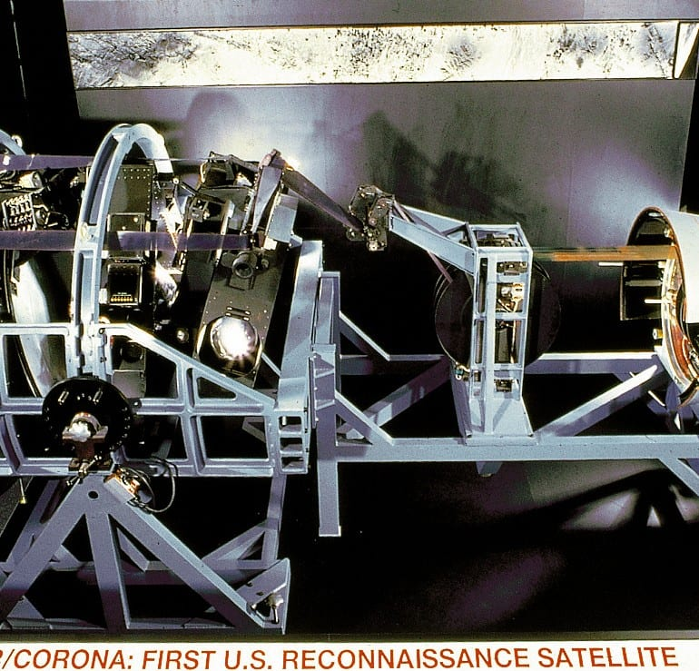 Corona Satellite / Discoverer Program