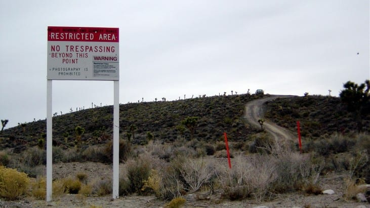 Area 51 – Declassified Documents