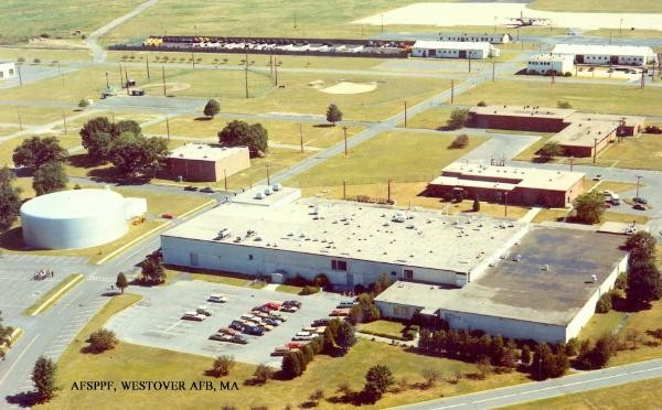 Air Force Special Projects Production Facility