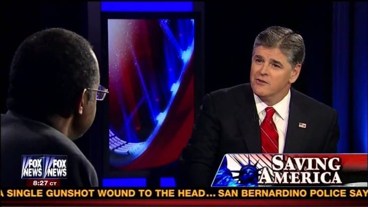 Hannity's America on Fox News