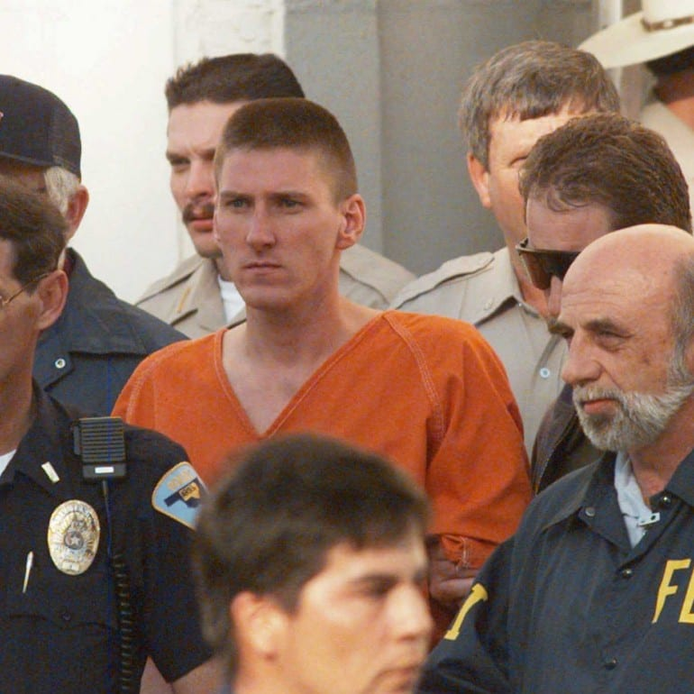 Timothy McVeigh – The Oklahoma City Bomber