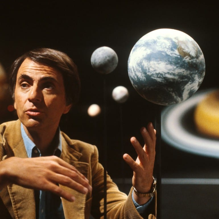 Carl Sagan Papers
