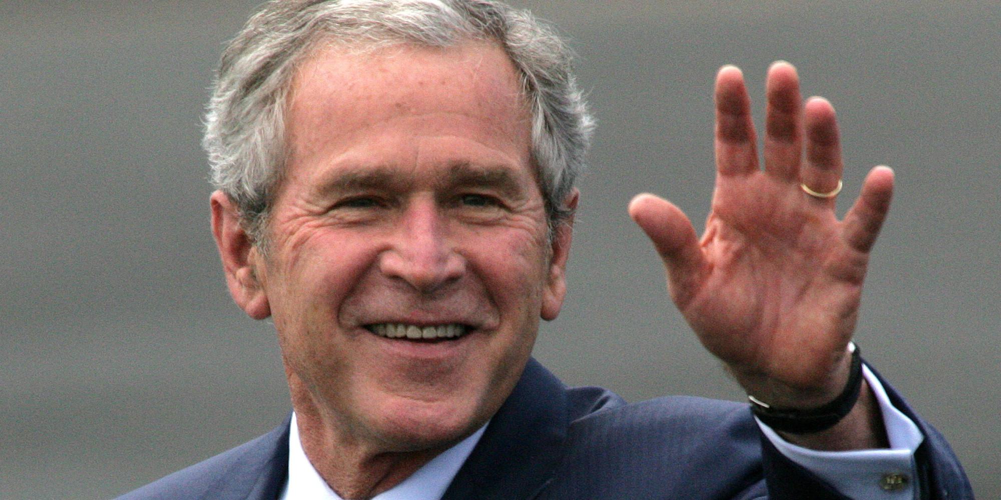 President George W Bush The Black Vault