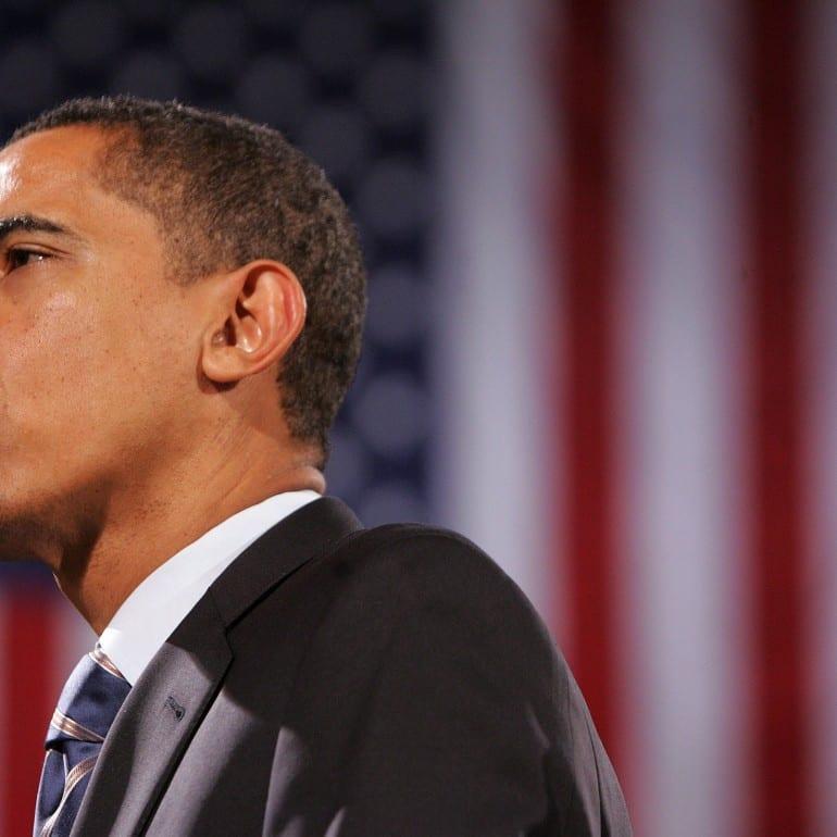 Senator Barack Obama (Pre-Presidency)