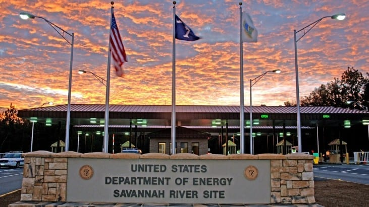 Anthrax Threat, Savannah River Site, Aiken, S.C.