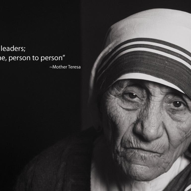 Mother Teresa – Documents Classified Top Secret