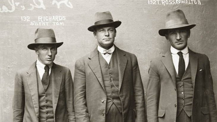 FBI Files: The Gangster Era through Modern Day Criminals